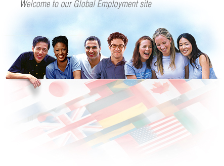 Welcome to our Global Employment Site